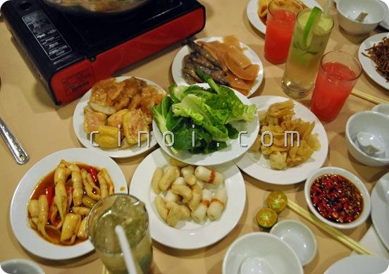 Windbell Seafood KK