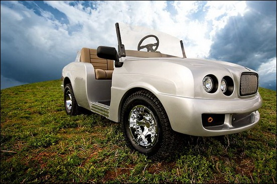 most luxurious golf carts to in style 08