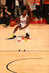 wearing brons nba lebron10 volt eric bledsoe 05 Wearing Brons: Eric Bledsoe Takes Flight in Volt LeBron Xs