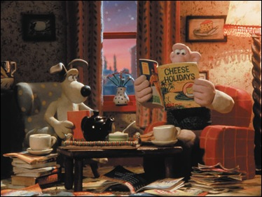 Wallace and Gromit - A Grand Day Out - 2
