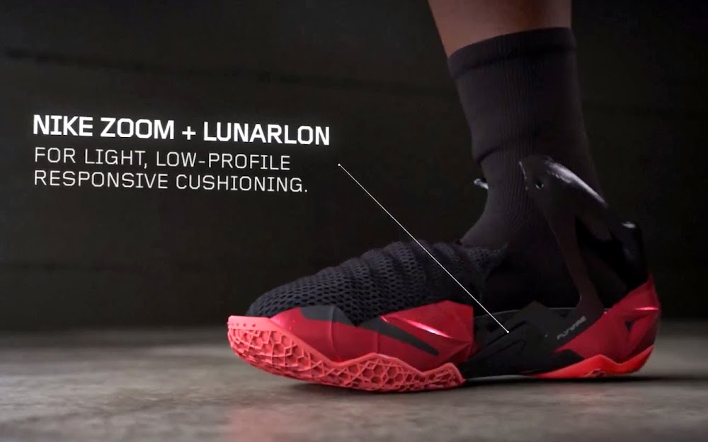james gears up with lebron 11 away in nike basketball