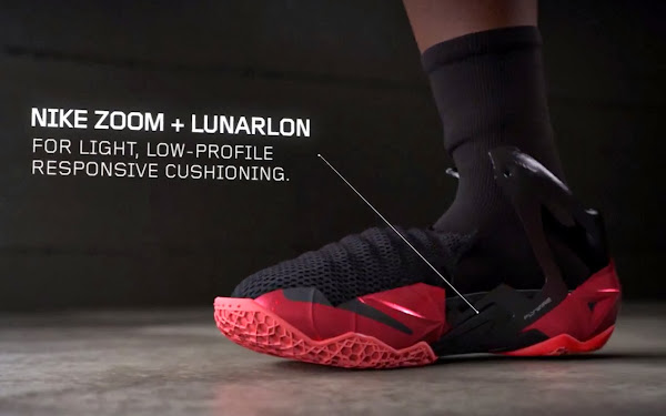 James Gears Up with LeBron 11 Away in Nike Basketball Video