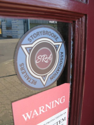 storybrooke retailers association