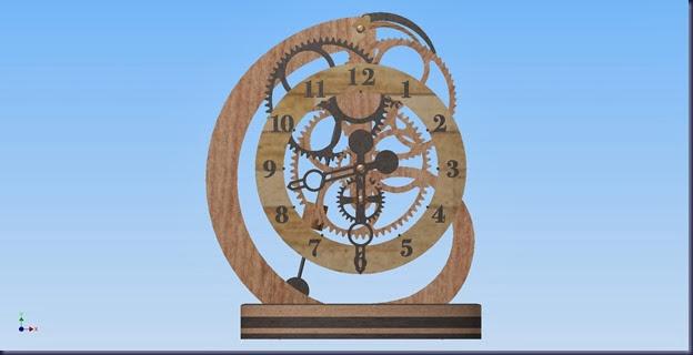 Toucan Clock3