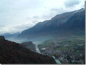 Paragliding View in Switzerland- October '04 #19