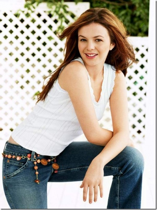 Amber Tamblyn Blue Jeans