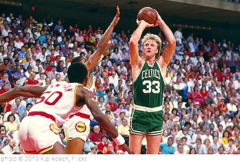 'Larry Bird' photo (c) 2010, Kip-koech - license: http://creativecommons.org/licenses/by/2.0/