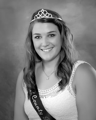 2011 Fair Queen Shawna Sieren  Photo courtesy:  Stutzman Studios, Washington.