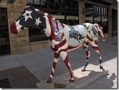 84 All American pony