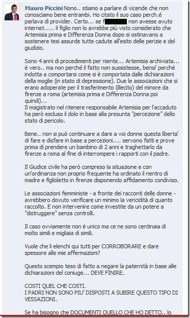 Mauro Piccini pecetta