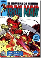 P00046 - El Invencible Iron Man - 147 #148