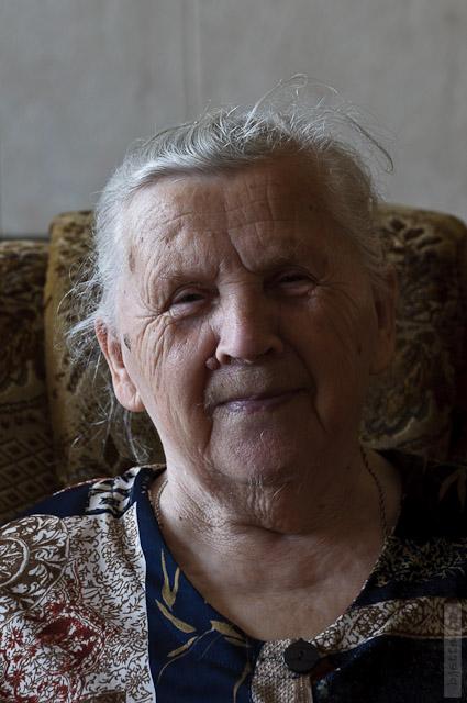 4. Анастасия Никаноровна Замулко. Мозырь. 2011 г.