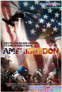 Khủng Bố Nước Mỹ - AmeriGeddon Tập HD 1080p Full