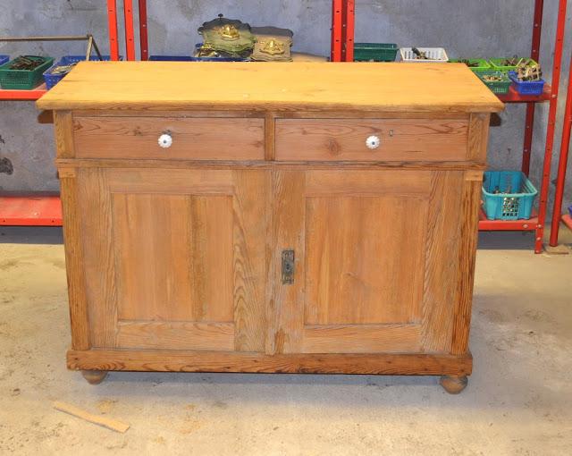 sch ner k chenunterschrank schrank kommode ebay. Black Bedroom Furniture Sets. Home Design Ideas