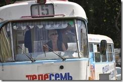 08-03 073 800X Eka conductrice de tram