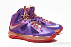 nike lebron 10 gr allstar galaxy 9 02 Release Reminder: Nike LeBron X All Star Limited Edition