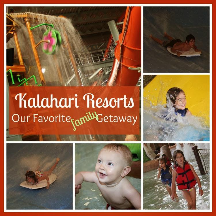 Kalahari Resorts - Our Favorite Family Getaway via www.RaisingLifelongLearners.com