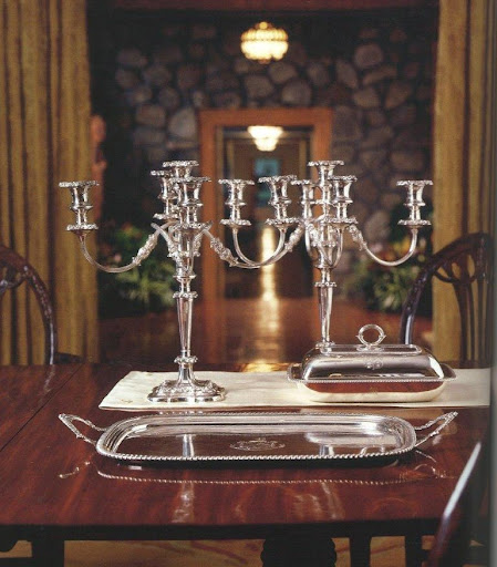 Would love a pair of these 5-branched candelabrum for special occasions.