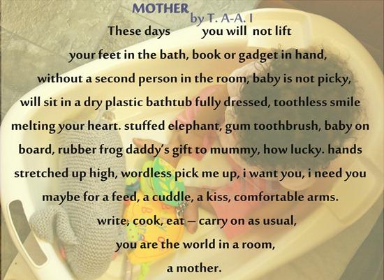 motherpoem