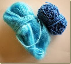 bits & bobs of yarn