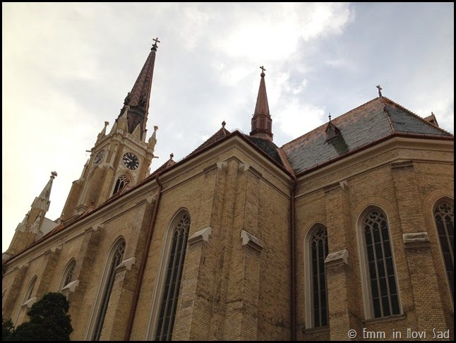 More Crkva imena Marijinog, Novi Sad