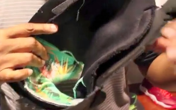 Take a Look Inside LeBron 11 with SneakerBoxClyde