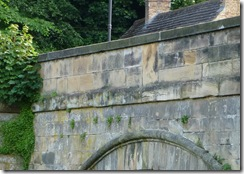 richmond bridge parapet