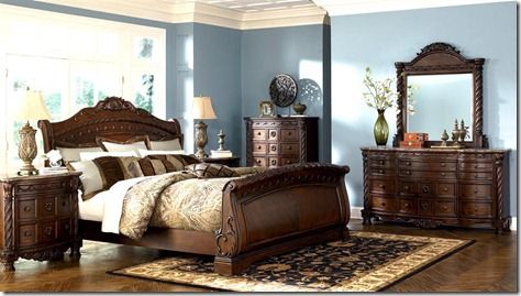 Ashley Bedroom Furniture Set (6)