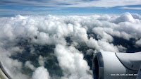 Flug nach Galapagos