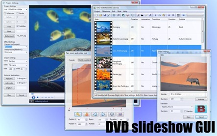 Free DVD Photo Slideshow Software