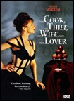 The Cook, the Thief, his Wife and her Lover - poster