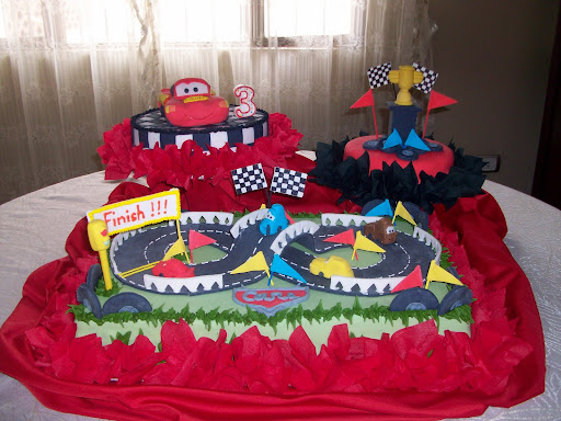Torta de Cars