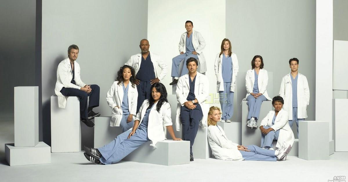 Großartig Greys Anatomy S06 Galerie - Menschliche Anatomie Bilder ...