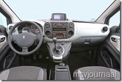 Dacia Lodgy - Renault Kangoo - Peugeot Partner 07