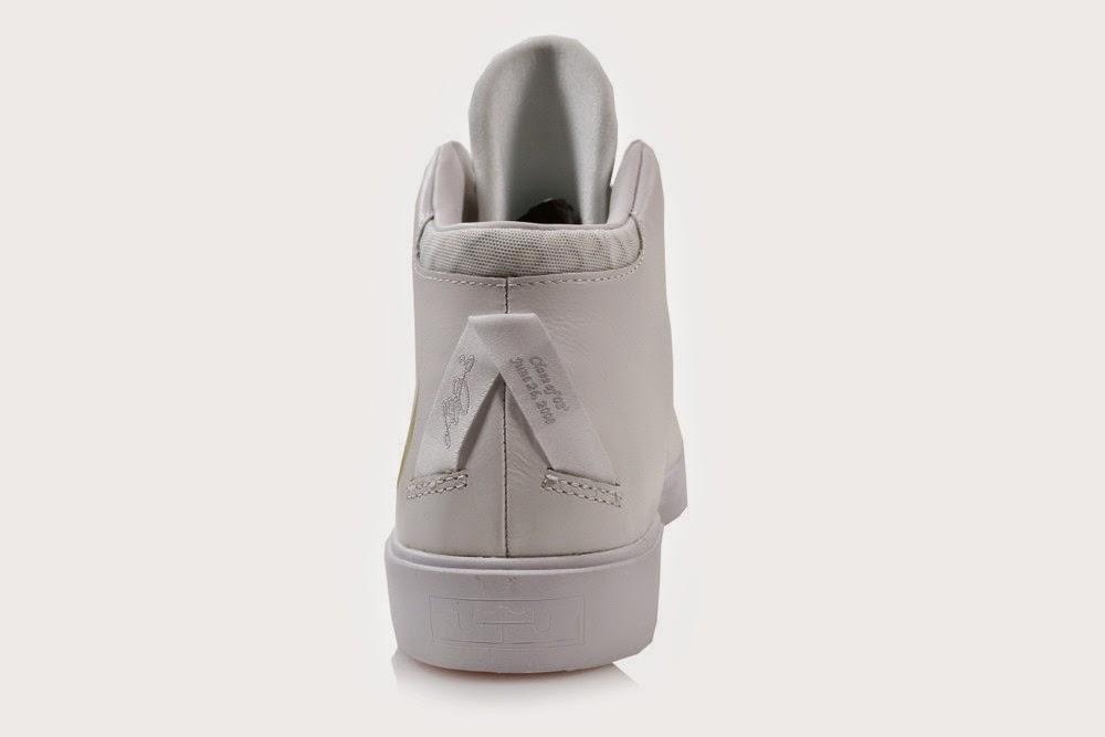 ... 8220Whiteout8221 Coming Soon Nike LeBron XII NSW Lifestyle  8220Whiteout8221 ...