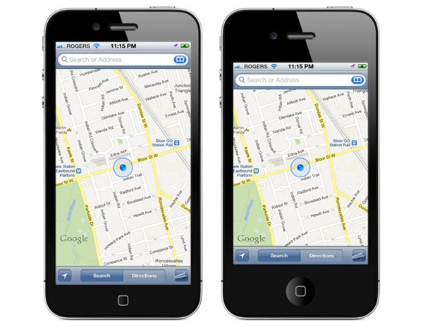 Prototaip iPhone 5?