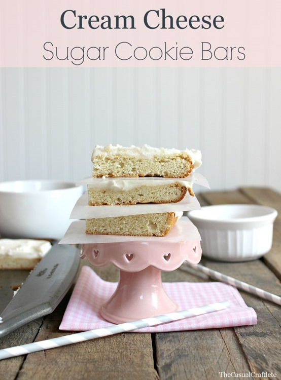 Cream-Cheese-Sugar-Cookie-Bars-TheCasualCraftlete.com_