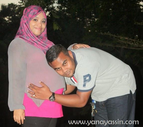 Pregnancy photoshoot Gambar mengandung