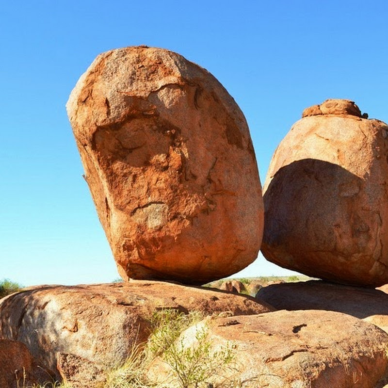 Karlu Karlu - The Devil's Marbles