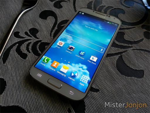 Samsung Galaxy S4 Globe Philippines