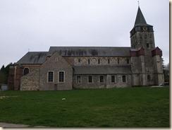 Orp-le-Grand: Romaanse Saint-Martin en Sainte-Adèle kerk (http://www.orp-jauche.be/loisirs/tourisme/les-sites-touristiques)