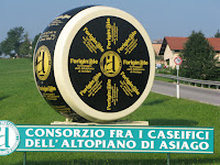 The Famous Asiago Cheese - Asiago