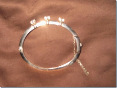 Bertha's bracelet