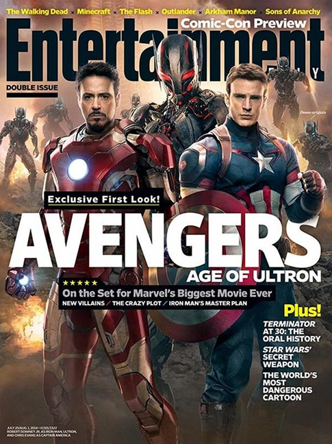 Ultron en Los Vengadores 2