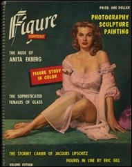 Anita Ekberg #137 - Mag. Cover
