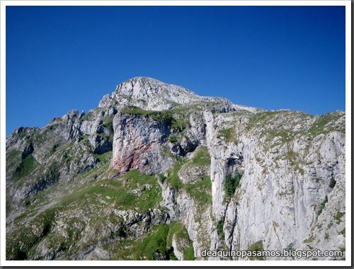 Poncebos-Canal de Trea-Jultayu 1940m-Lagos de Covadonga (Picos de Europa) 5115