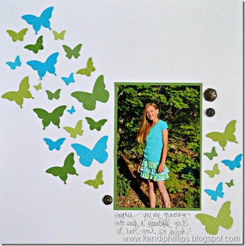 Gwynie Butterfly