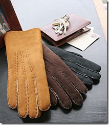 Celtic Sheepskin Gloves