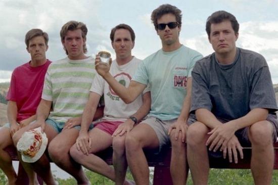 5 amigos 1992