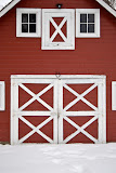 """Barn Doors"" - copyright Scott Stillman"